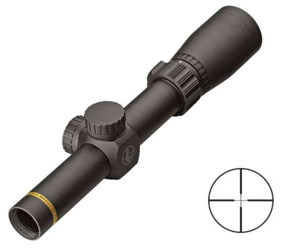 Leupold VX-Freedom Scopes FREEDOM 1.5-4X20MM DUPLEX MT