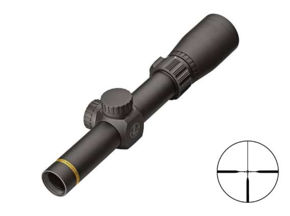 Leupold VX-Freedom Scopes FREEDOM 1.5-4X20MM PIG PLEX MT