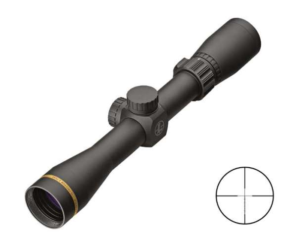 Leupold VX-Freedom Scopes FREEDOM 2-7X33MM RIMFIRE MOA