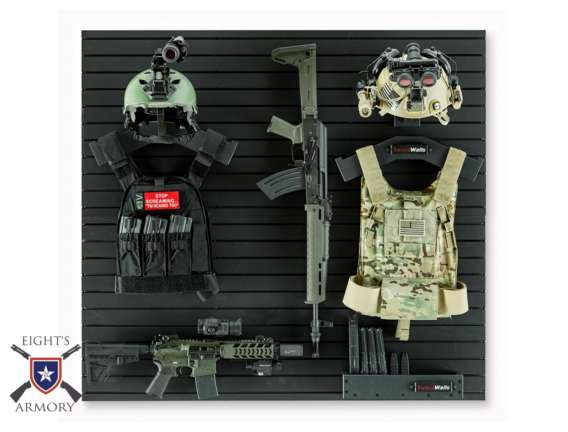 tactical firearms, storage for guns